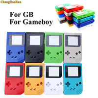 14 colors Wholesale For Game Boy Classic Game Replacement Case Plastic Shell Cover for GB Console housing For GB Case