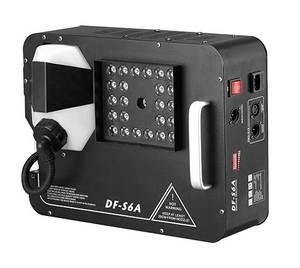 Image 2 - جديد وصول 1500 واط DMX LED آلة الضباب بيرو العمودي آلة لصنع الدخان 24x9 واط المهنية مبيد لمعدات المرحلة