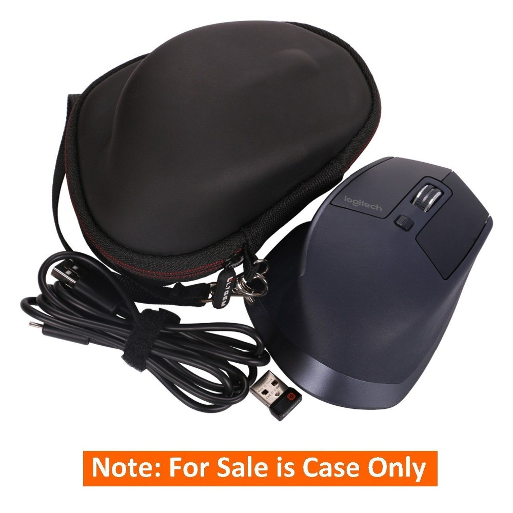 LTGEM EVA Hard Storage Travel Carrying Protective Case Carrying Pouch Cover  Bag for Logitech MX Master/2S Mouse