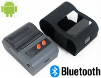 Bluetooth Mobile Printer with Bluetooth Interfaces free SDK Leather case for Android,Windows OS LS2(L)