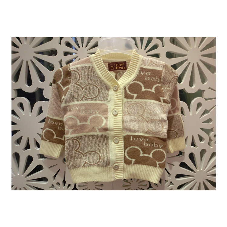 2017-Spring-Fall-Baby-Infant-Kids-Cotton-Knitted-Sweater-Newborn-Casual-Cardigan-0-1Yrs-Boys-Girls-Knitwear-Foreign-Trade-G914-3