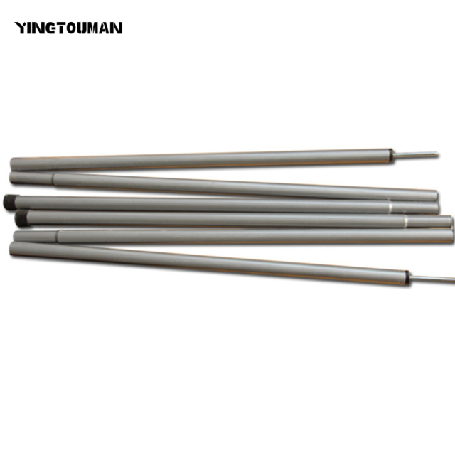 YINGTOUMAN 8 Sections Outdoor Tent Accessories Inner C&ing Tents Poles Iron foldable C&ing Tent Support Tent Building  sc 1 st  Aliexpress & YINGTOUMAN 8 Sections Outdoor Tent Accessories Inner Camping Tents ...