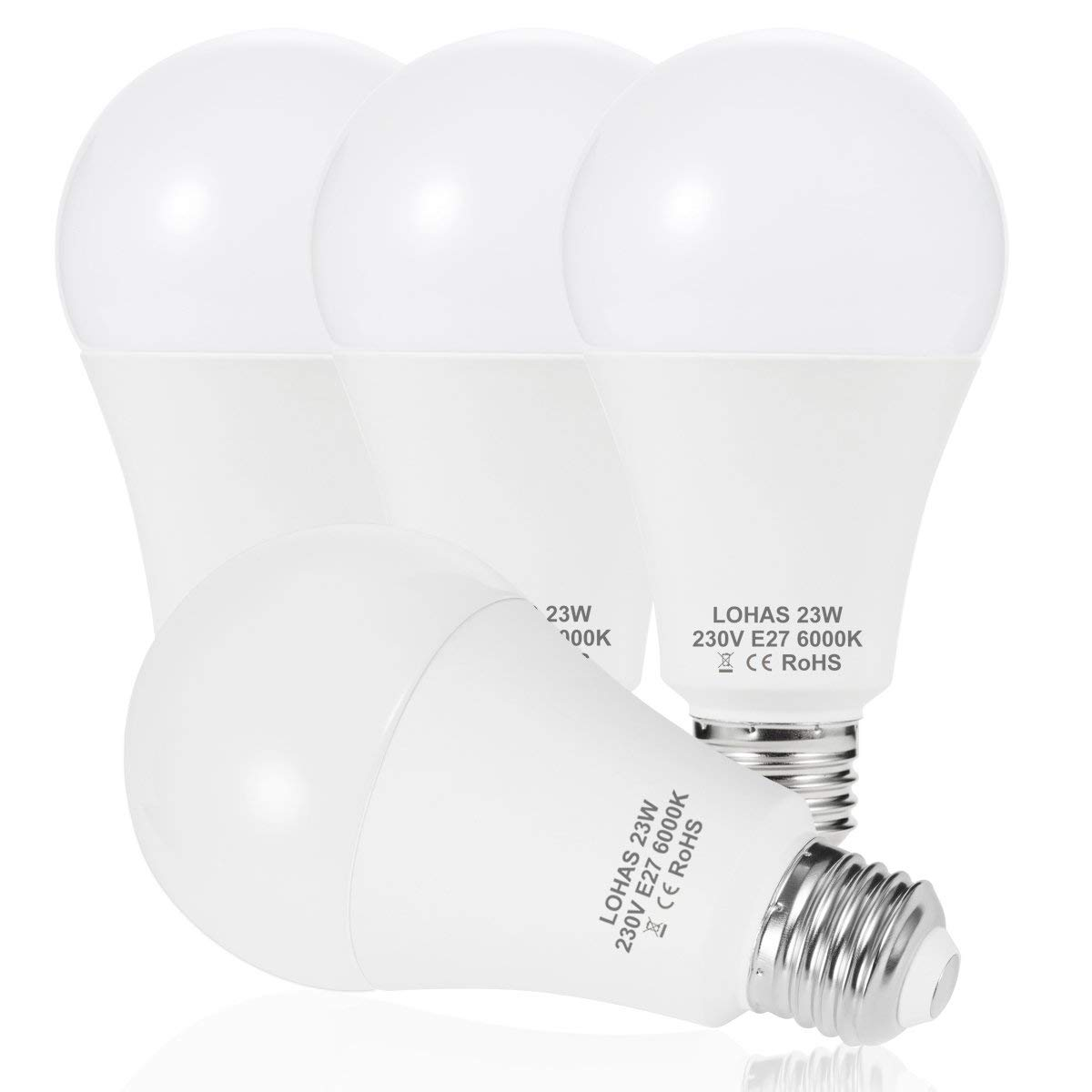 Led Light Bulb A65 E27 Edison Screw Bulbs 200w Equivalent