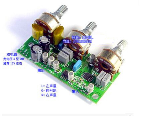 Free Shipping!!! Imported audio-specific op amp is JRC4558 / tone control circuit / SMD package Wide / Electronic Component