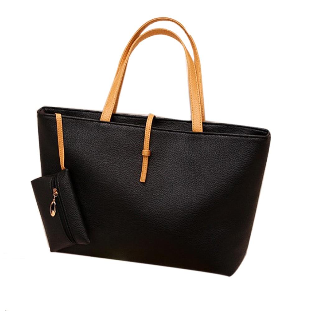 2018 Female Bags Quality Women Leather Handbag Lady Shoulder Bag Tote Purse Women Messenger Hobo Crossbody Bag Bolsa Feminina