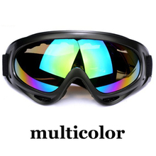 2015 New X400 100%UVA/UVB Protection Men Women Outdoor Sport Windproof Glasses Ski Snowboard Goggles Dustproof Motocross Glasse