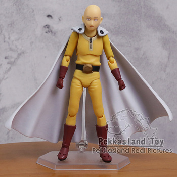 ONE PUNCH MAN Saitama figma 310 PVC Action Figure Collectible Model Toy