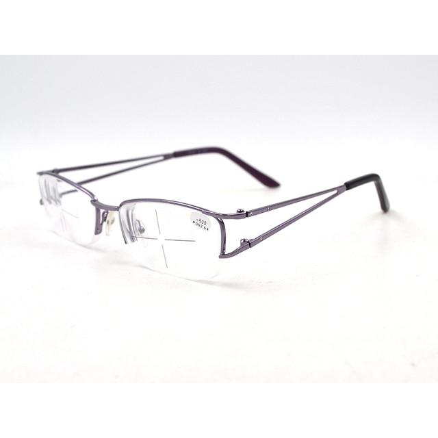 4e0d45b2c7 2018 Women s Spectacles Metal Half Frames Eyeglasses Myopia Glasses for  sight Gafas -1 -1.5 -2 -2.5 -3 -3.5 -4 -4.5 -5-5.5 -6 L3