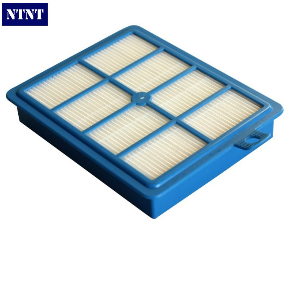 NTNT 1 Piece Replacement H12 HEPA Filter for PHILIP Electrolux EFH12W AEF12W FC8031 EL012W Blue Filters