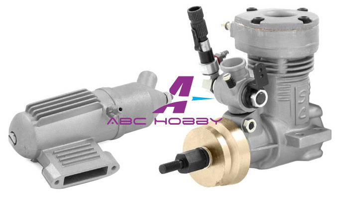 12M 15M 21M ASP 25CC 2 Stroke Glow Engine With Muffler For Nitro RC Boats 72P 15MX Tuned Pipe