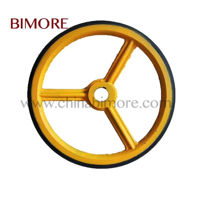 Sigma Escalator Friction Wheel OD458/587/610mm,Thickness 30mm,ID 45/55mm escalator handrail friction wheel od587mm id433mm thickness 30mm