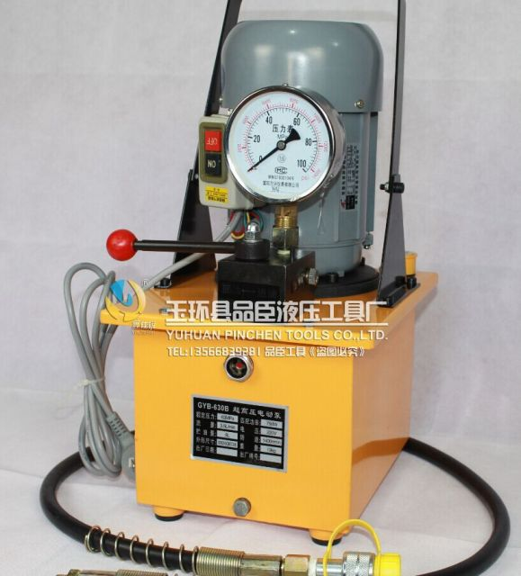 Electric Hydraulic Pump >> Electric Hydraulic Pump Pressure Hydraulic Electric Pump Gyb 630a