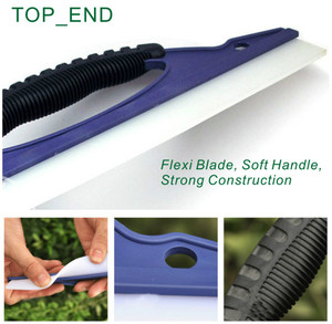 Image 2 - Hot & Japan Quality,Free Shipping,1pc,Car Washing Flexi Wiper,Soft Handle,Dark Blue,Easy Work, Save Time Tools,A Tool For Garage