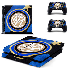 Inter Milan Football Team PS4 Skin Sticker