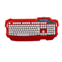 K7 Gamer Keycap Wired Laptops Ck104 Gaming Pc Usb Keyboard Backlit Key For Pill 2017 Teclado Clavier