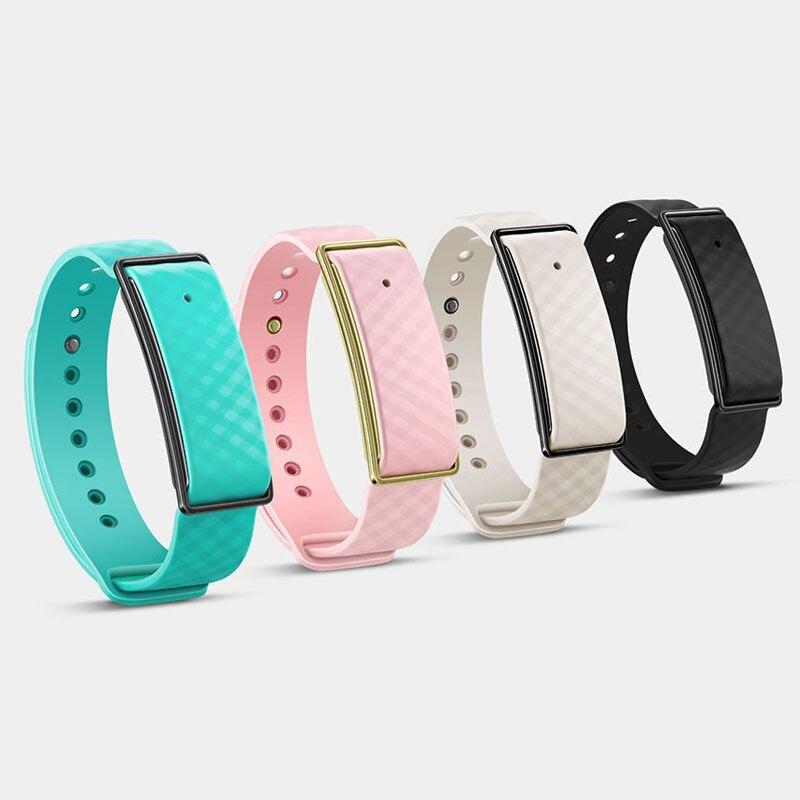 купить Smart bracelet bangles watch Wristbands Huawei Honor A1 waterproof Magic reminder Activity Sleep monitoring for iOS Android по цене 2893.97 рублей