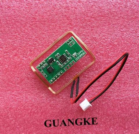 UART 125Khz EM4100 RFID Card Key ID Reader RF Module RDM6300 EP