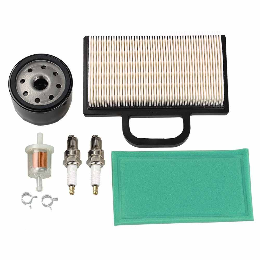 698754 air filter 691035 fuel filter 696854 oil filter for briggs stratton intek extended life [ 1000 x 1000 Pixel ]