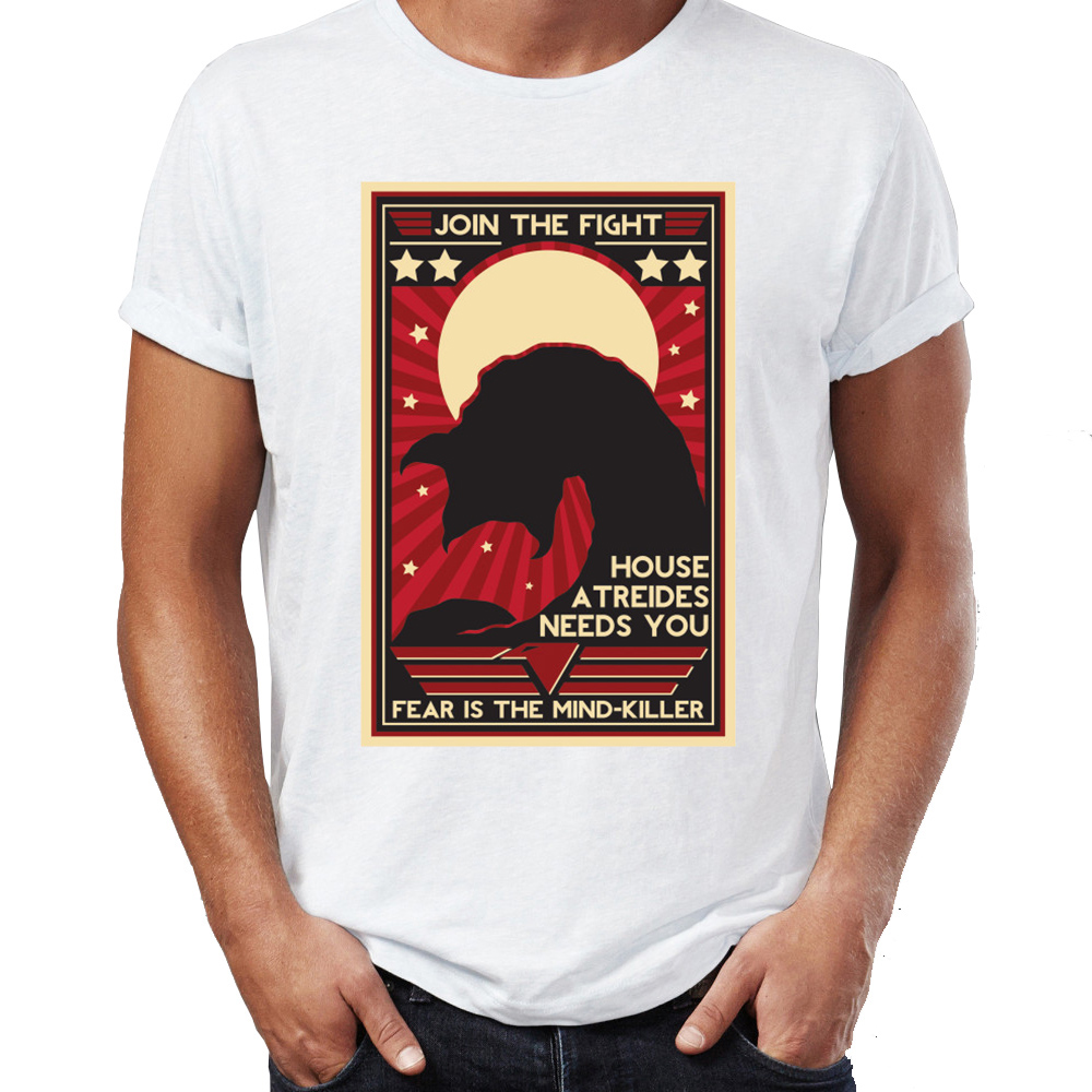 f698a4cee484c US $7.89 21% OFF|Men's T Shirt Dune Sandworm Artwork Drawing Printed Tee-in  T-Shirts from Men's Clothing on Aliexpress.com | Alibaba Group