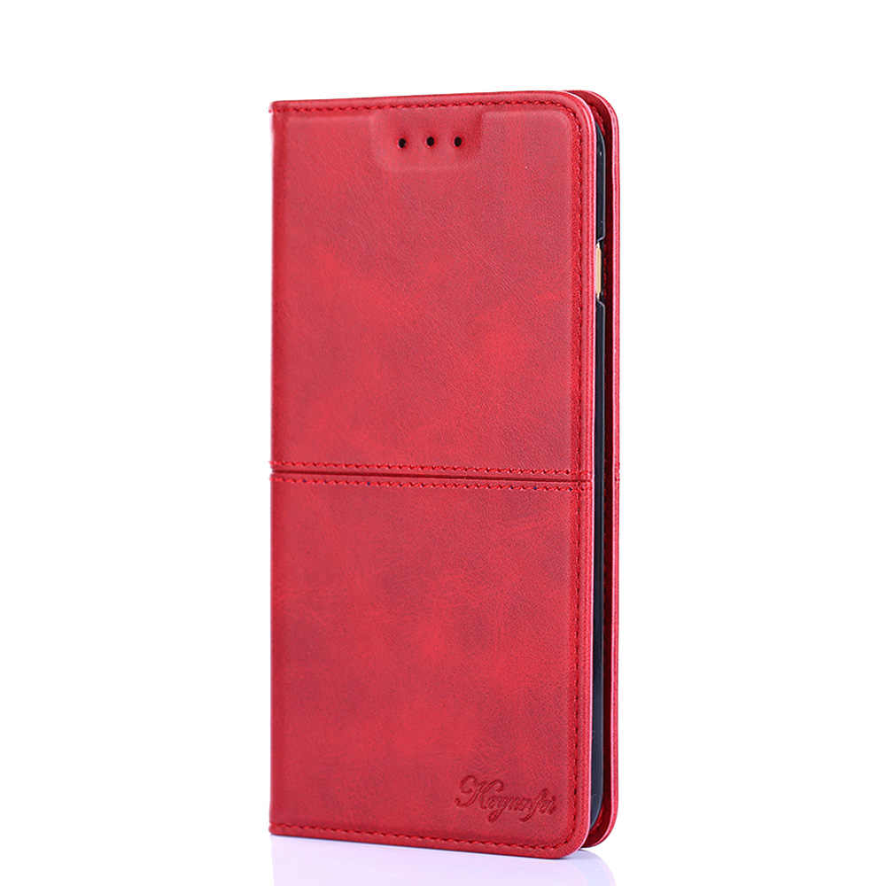 Sang trọng Da điện dành cho Samsung Galaxy Samsung Galaxy J2 Thủ J3 J4 J5 J6 J7 J8 Plus Prime 2016 2017 2018 ví Nam Châm Bao Da ốp lưng Điện Thoại