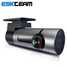 Mini Cámara Del Coche DVR Grabador de Video Wifi GPS Súper Condensadores DVRS Full HD 1080 P Visión Nocturna Gesto de Inducción Automática videocámara