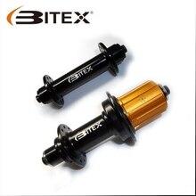 Bitex передний и задний фонарь для велосипеда, 66 г, 191 г, супер светильник J bend, 6pawls, подшипник (керамика), концентратор с 20/24 отверстиями