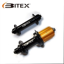 Bitex RAF10 RAR9 Road Bike Hub Front 66g Rear 191g Super Light J bend 6pawls bearing(ceramic) hub  20/24 Holes