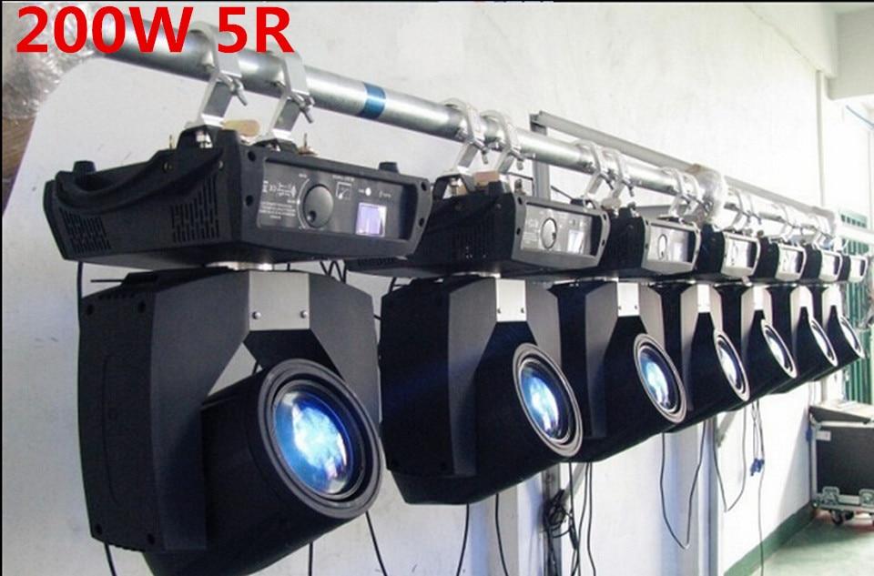 230W 7R Beam head Lights Touch Screen Sharpy Beam 200W  Moving Head Sharpies 5R Light стоимость