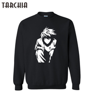 TARCHIA 2016 New Pullover L Death Note Hoodies Fashion Homme Boy Sweatshirt Personalized Coat Casual Parental