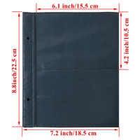 Фотоальбом Giftgarden 4x6, альбомы для фотосъемки, внутренние страницы 10 пачек для 40 фотографий