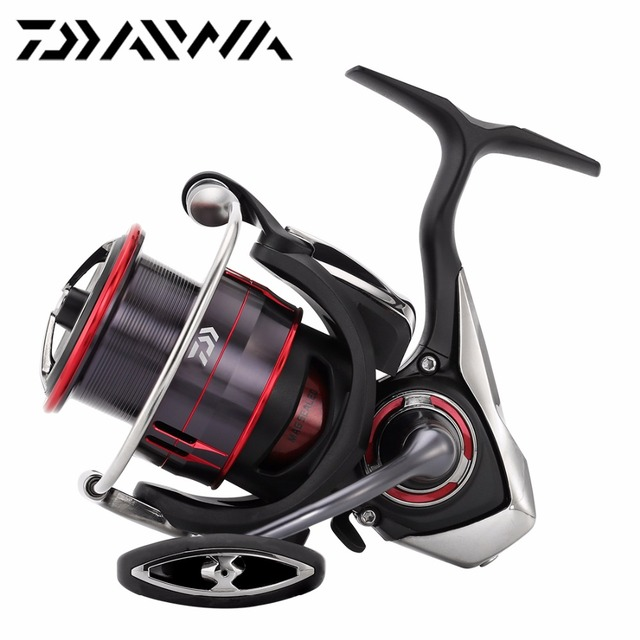 DAIWA FUEGO LT Spinning Reel with High Gear ZAION DS5 LT Body