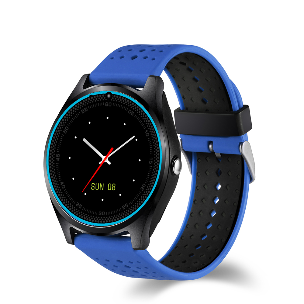 PINWEI Smart Watch Support SIM Card vibration Wristwatch Sports Watch Bluetooth Wearable Devices SmartWatch for Android Phone