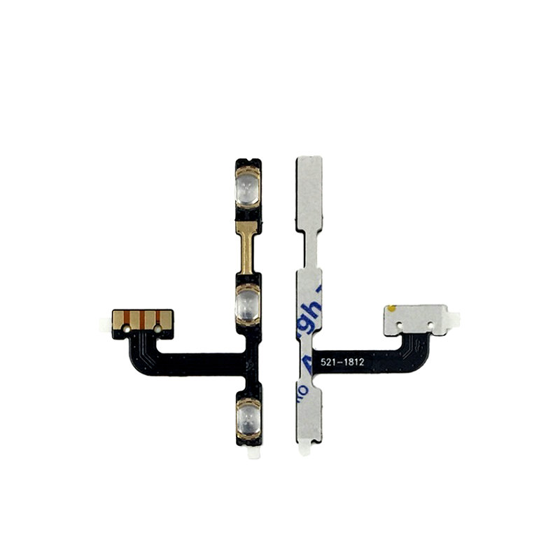 Hot For Xiaomi Redmi Note 5 Side Button Flex Cable Power Volume Button FPC Wire Flex Cable Repair Parts