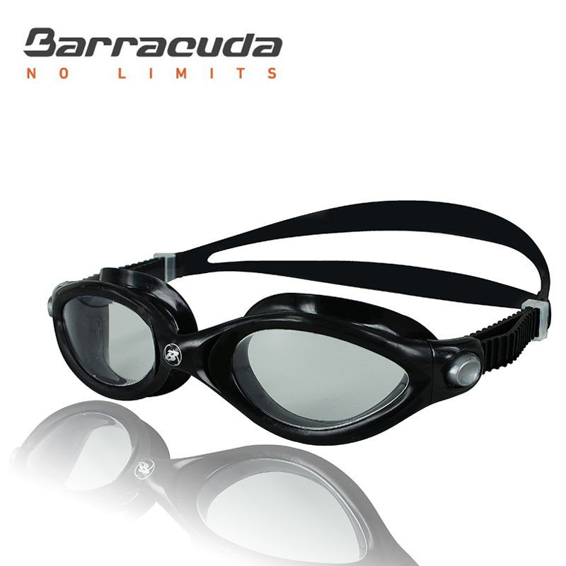 Barracuda Junior Occhialini da nuoto AQUALIGHTNING JR A Lenti curve Streamline Design Protezione anti-appannamento UV per adolescenti # 33020