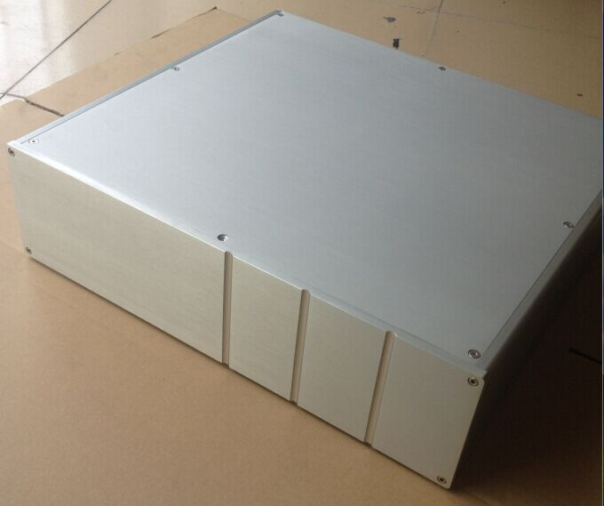 DIY case 450*120*410mm 401 aluminum amplifier chassis/Class A amplifier chassis/ Tube amp chassis/ AMP case Enclosure /Box DIY sitemap 245 xml