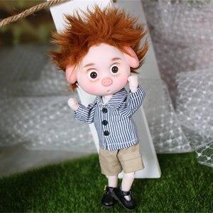 Image 3 - חלום פיות 1/12 BJD דודו Pigies בובת 15cm מיני בובת 26 משותף גוף חמוד ילדי מתנת צעצוע מלאך הפתעה ob11