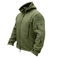 Tad Fleece Softshell Jacket Tactical Man Polartec Thermal Polar camping hiking hunting jacket Army Clothes