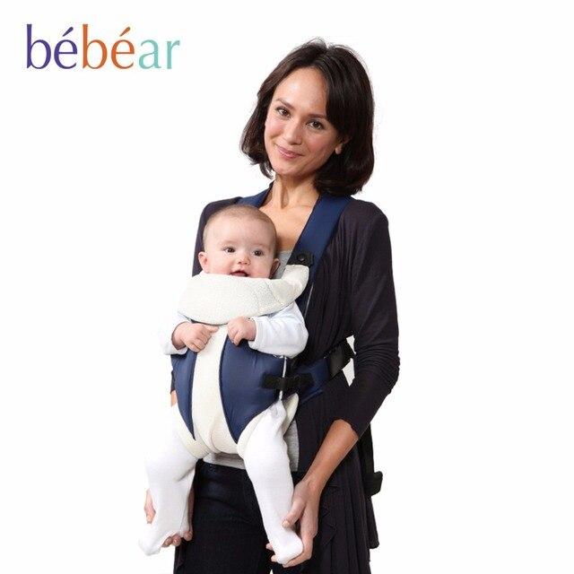 3-24 месяцев безопасности три поза кенгуру удобная рюкзаки для женщин оригинальные Дышащие Эргономичные малыш слинг
