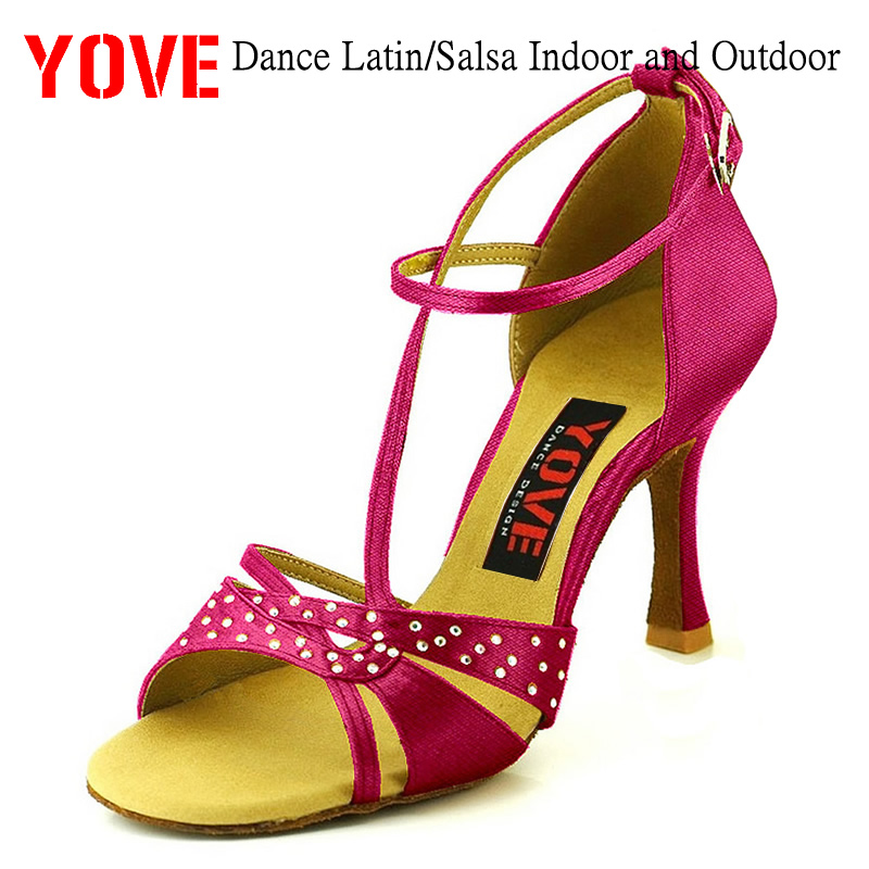 YOVE Style w134-26 Dance shoes Bachata/Salsa Indoor and Outdoor - Sneakers