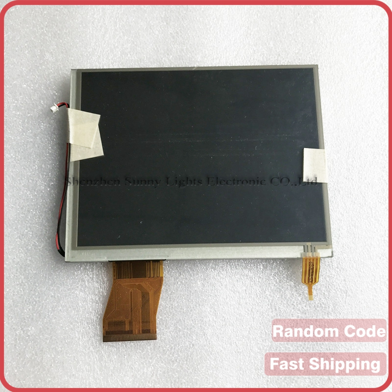 A070SN01 V.1 V.3 Original New 7 inch 800*600 TFT 4:3 LCD Screen for Car Navigation & AV System Free Shipping original free shippat056tn52 v 3 innolux lcd screen 5 6 inch 4 3 original properties of the new regulation a digital screen