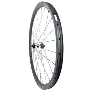 Image 3 - 1400 г 29er MTB XC 34 мм бескамерные BOOST колеса 30 мм Глубокий прямой тяга микро сплайн углеродная колесная 15X110 12X148 11s 12s UD матовая