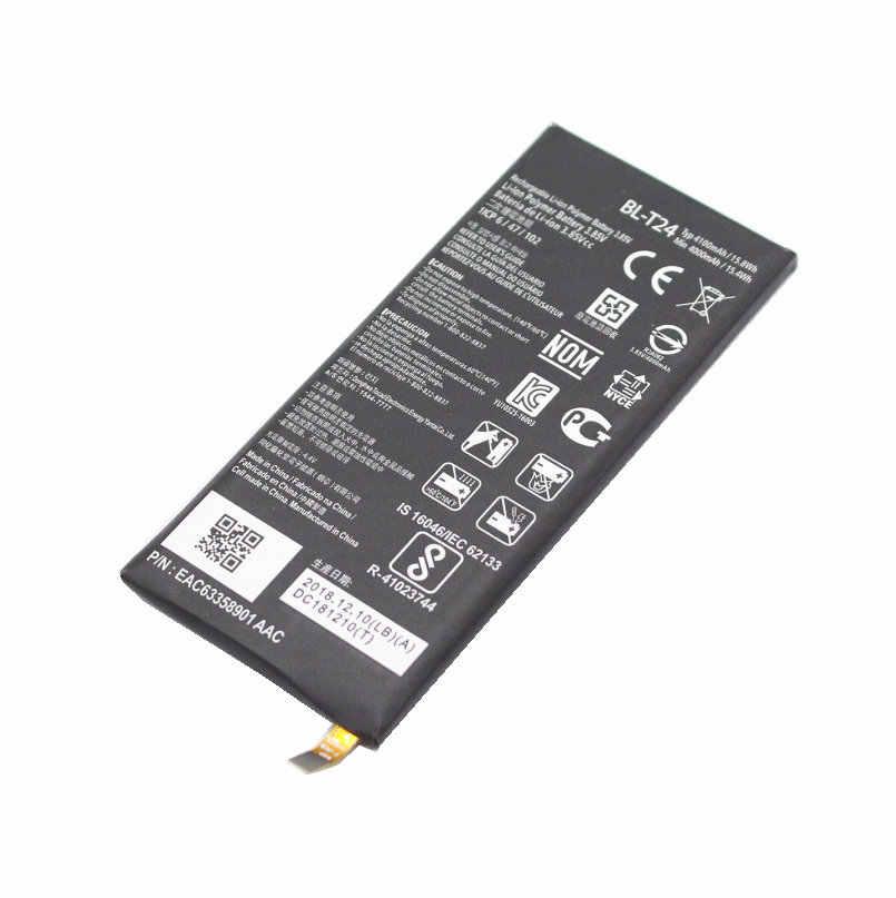 10 шт./лот 4100 mAh BL-T24 Замена Батарея для LG K220 X Мощность k220ds k220dsk k220dsz k220y k220z ls755 BL-T24