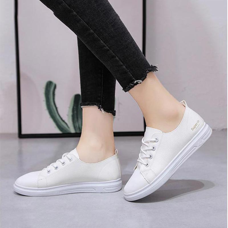Women shoes 2018 spring Korean student