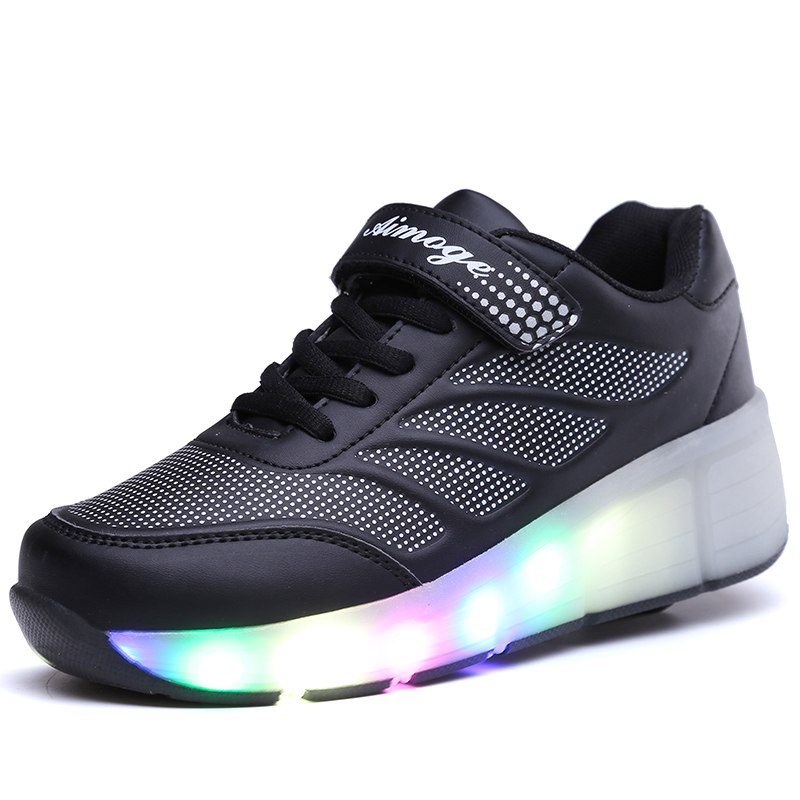 Flashing Roller Skates Led Lights