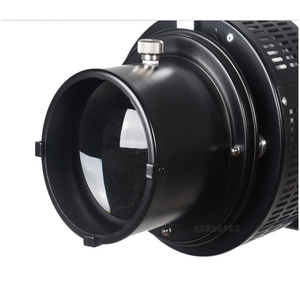 Image 5 - Bowens Mount Focalize Conical Snoots Photo Optical Condenser Art Special Effects Shaped Beam Light Cylinder For Godox SK400II