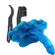 Bicycle tools Portable Chain Cleaner Bike Brushes Scrubber Wash Tool Mountain Cycling Cleaning Kit Outdoor Accessory
