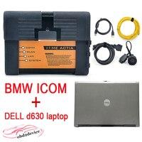 החדשים מגיע V2017-05 HDD icom A2 + B + C עבור BMW אבחון אוטומטי ותכנות סורק + מחשב נייד d630 עם תוכנת HDD DHL משלוח
