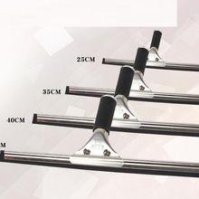 Тряпка-щетка для чистки стекла, многофункциональная уборщица, помощник для автомобильных окон и бытовых инструментов для чистки окон 25-45 см