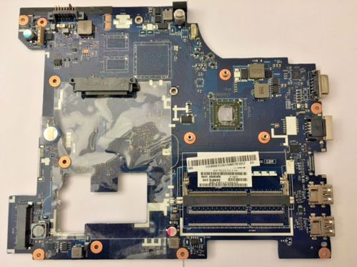 Original New QAWGE LA 8681P Mainboard For Lenovo G585 motherboard with font b AMD b font