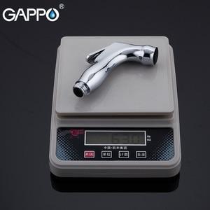 Image 5 - Gappo Bidet Armaturen ABS wc dusche muslimischen dusche mischbatterie bad wasserhahn mischer ABS wc dusche bidet ducha higienica